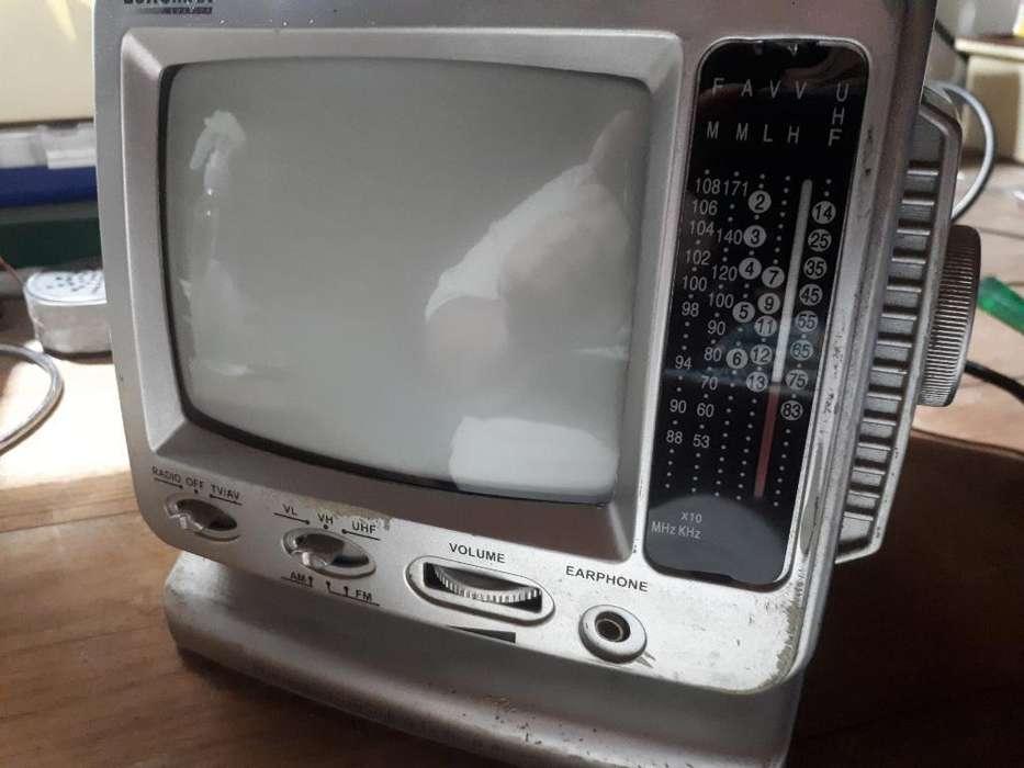 Tv Portátil de 5 Pulgadas