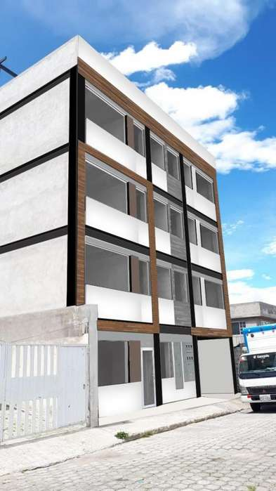 Venta Suites y Departamentos a Estrenar Sector Guamaní