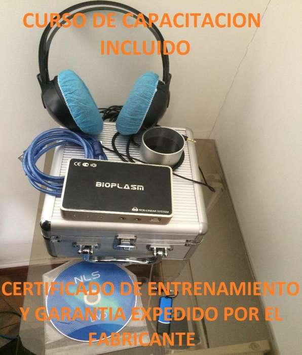 Bioplasm Analizador Cuantico 9d 10d Nls 2019 Version 3.8.6