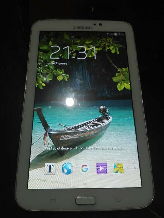 Tablet Galaxy Tab 3 Smt210