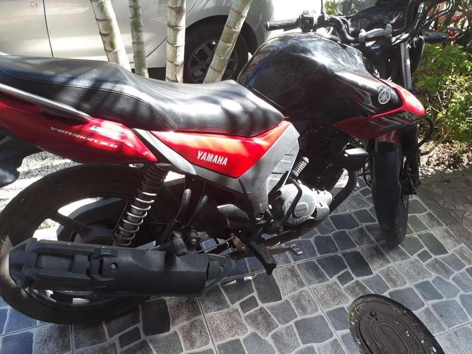 Vendo moto <strong>yamaha</strong> Sz 150 modelo 2018