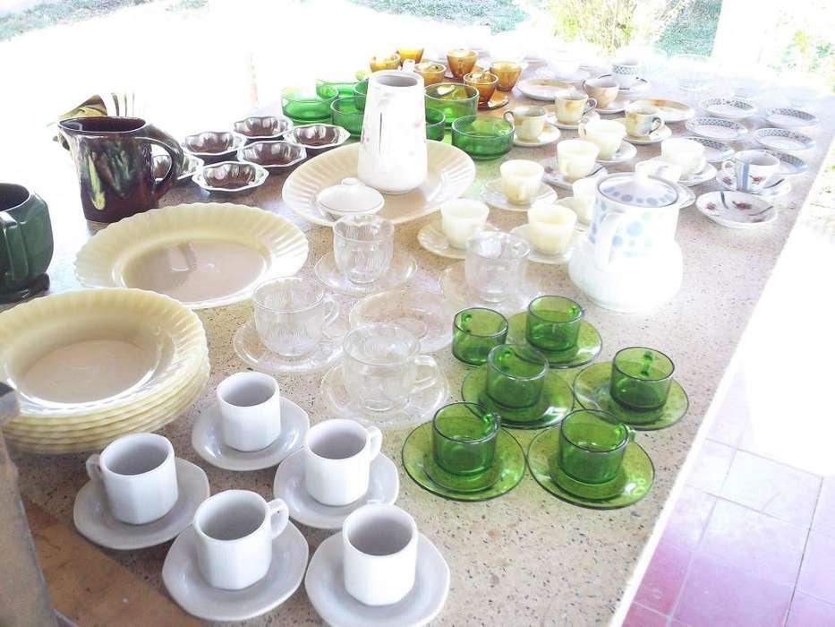 Juego De Tazas O Pocillos De Cafe De Porcelana Tsuji 590