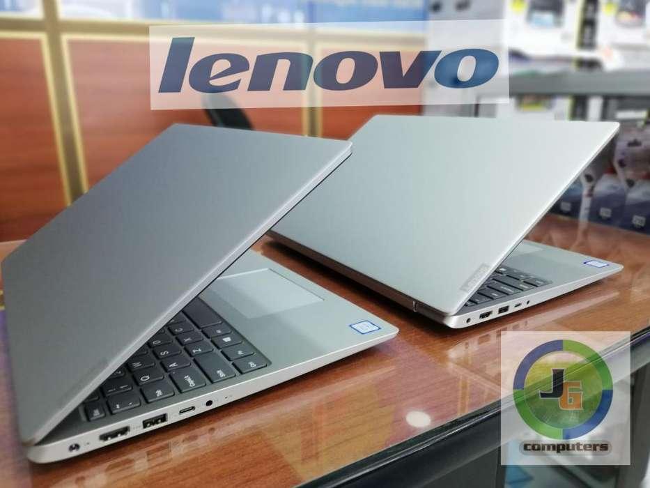 Portátil Lenovo Core I5 8va Generación