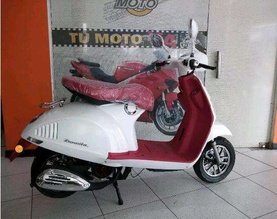 Zanella Prima Exclusive 150 (Vintage Scooter)