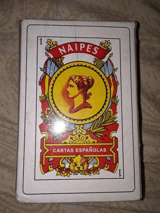Se Vende Baraja de Cartas Españolas