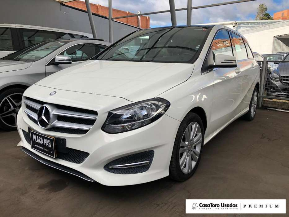 <strong>mercedes-benz</strong> Clase B 2016 - 39373 km