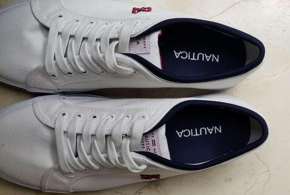 Nautica Zapatos Nuevos Original Talla43