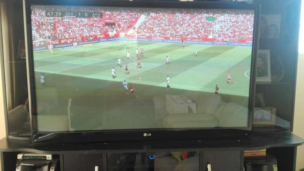 Televisor 50 Plasma LG HD 50PT250BSA