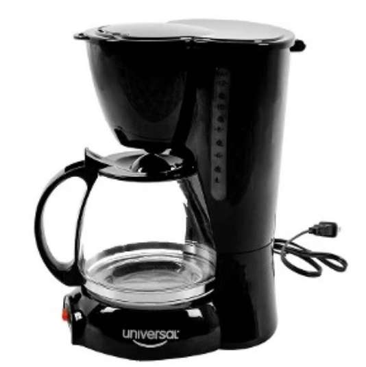 Cafetera Electrifica Universal Con Sistema De Válvula Original