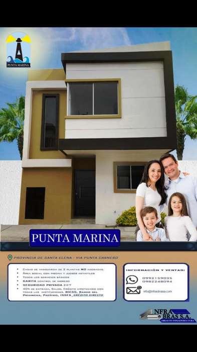 Hermosa Casa en Ciudadela Punta Marina