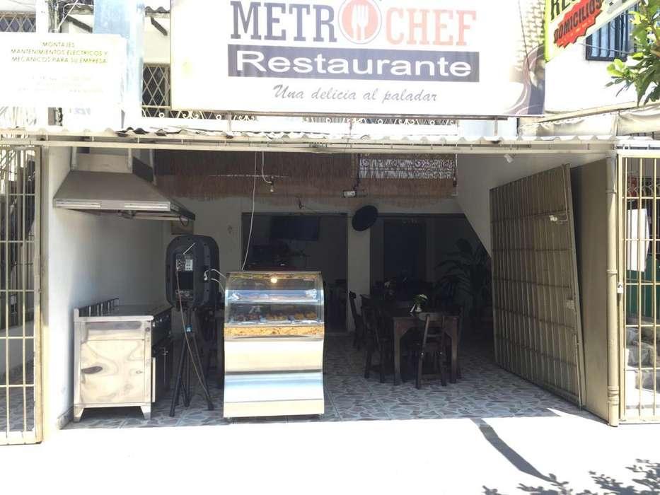 Alquilo restaurtante Metrochef ubicado en el norte de cali
