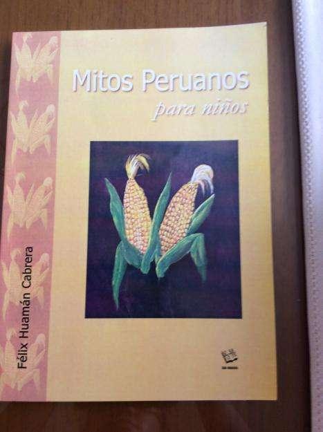 Mitos Peruanos para niños