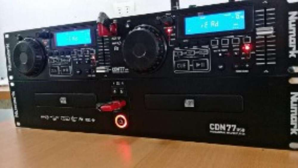 Numark Cdn 77 Repeoduce Mp3 Usb-