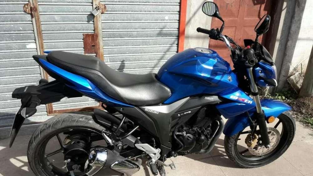 Vendo O Permuto <strong>suzuki</strong> Gixxer 150cc