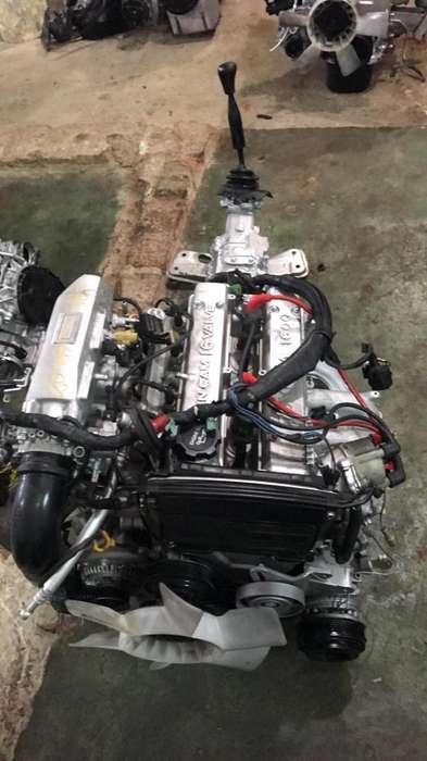 Motor Toylta 4 Ge Mecanico Lineal