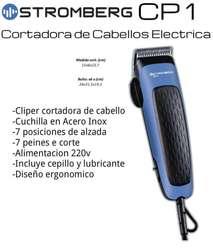Cortadora De Cabello Stromberg Carlson Cp1 Eléctrica Garant