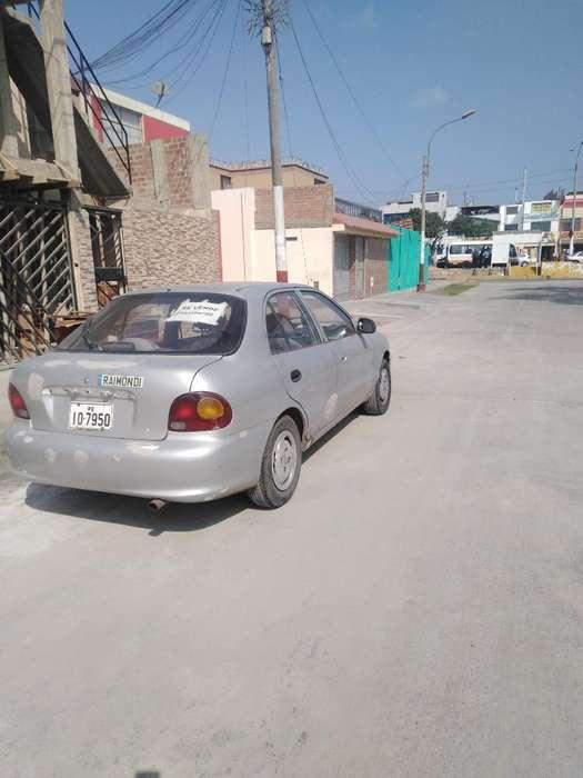 Hyundai Accent 1995 - 380000 km