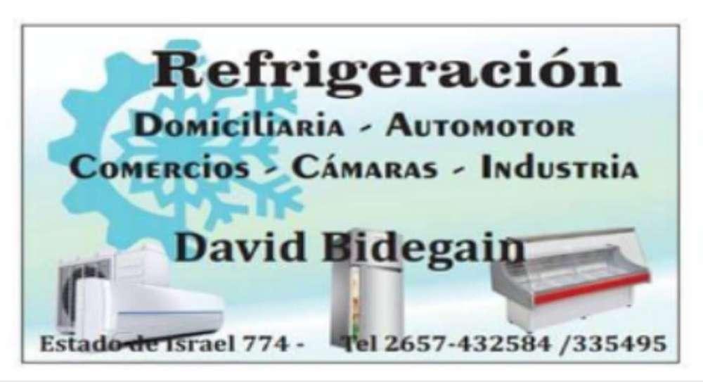 Refrigeración General Villa Mercedes