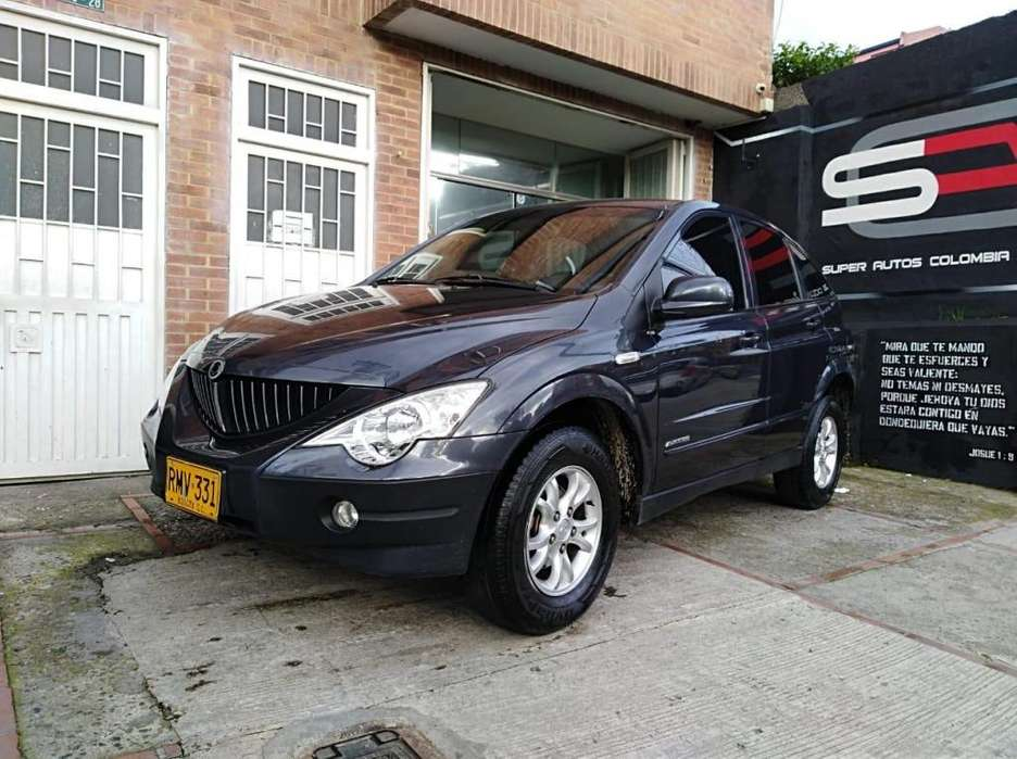 Ssangyong Actyon 2012 - 100000 km