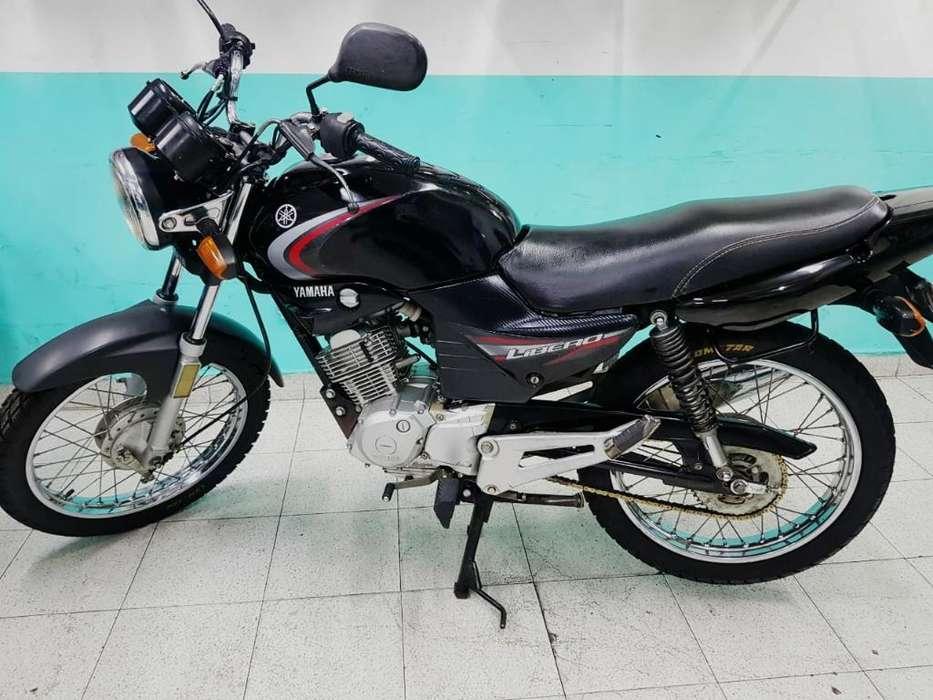 Yamaha Libero 125 Modelo 2012
