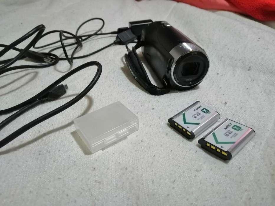 Filmadora Sony Hdr - Cx405 100/100