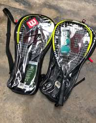Raquetas de Raquet Ball