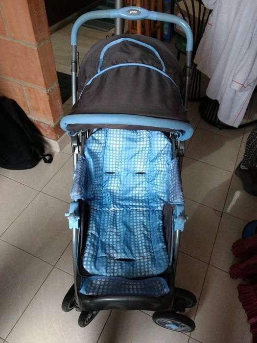 Coche bebe usado priori