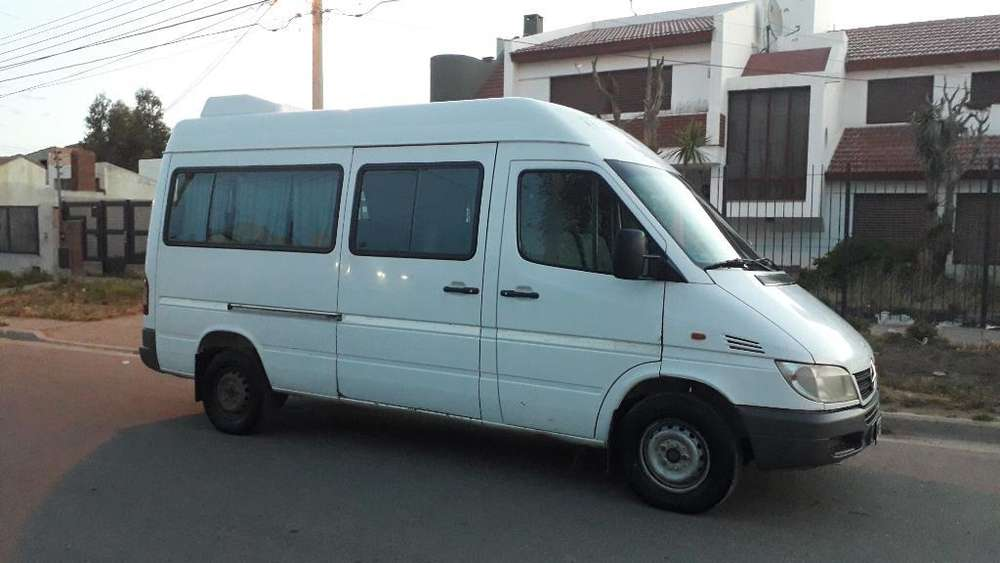 Mercedes-Benz Sprinter 2008 - 400000 km