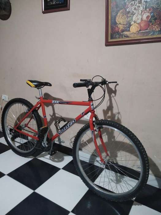 Bici Rodado 26 Impecable