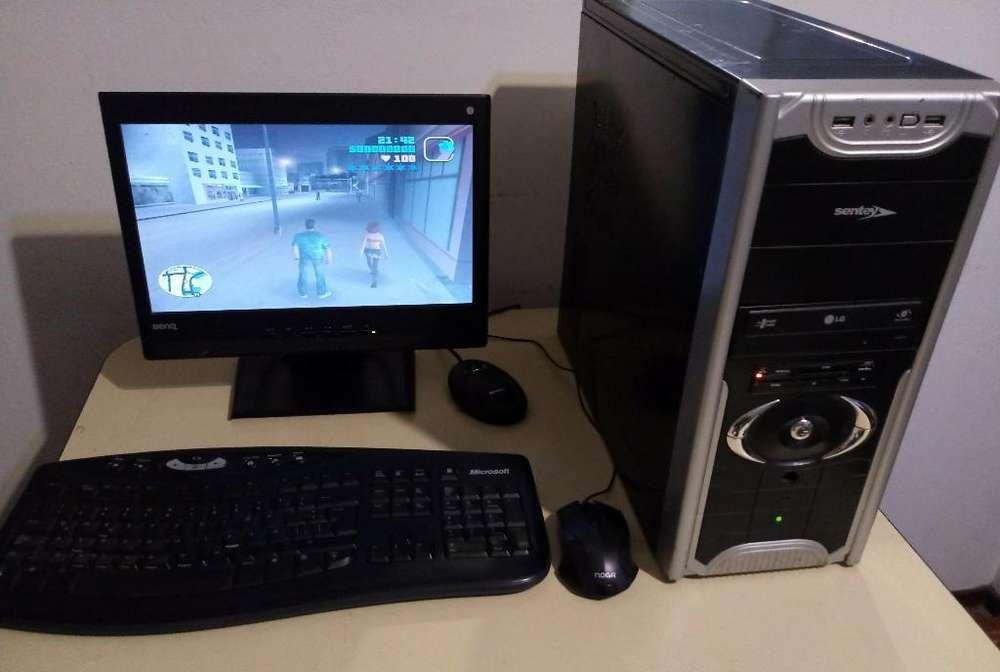 Computadora Completa Dual Core con Wifi