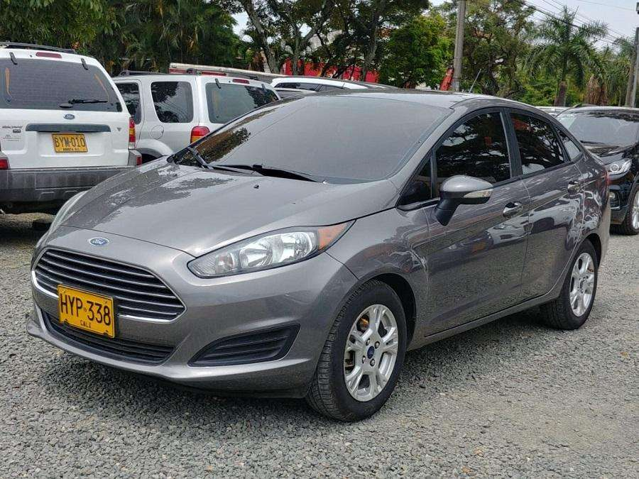 Ford Fiesta  2014 - 59950 km