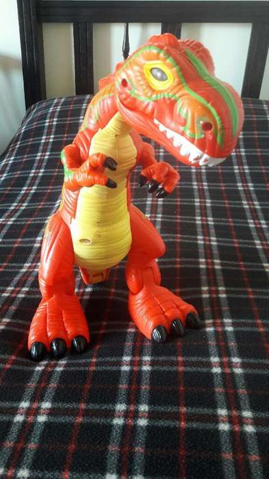 Dinosaurio Fisher Privé Grande 56cm