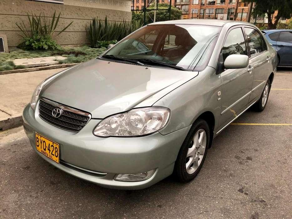 Toyota Corolla 2007 - 133800 km