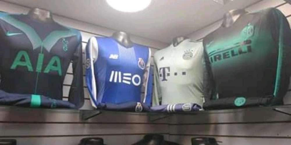 Uniformes Camisetas Y Conjuntos D Futbol