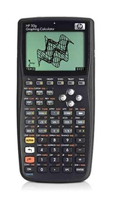 Se Vende <strong>calculadora</strong> Gráfica Hp 50g
