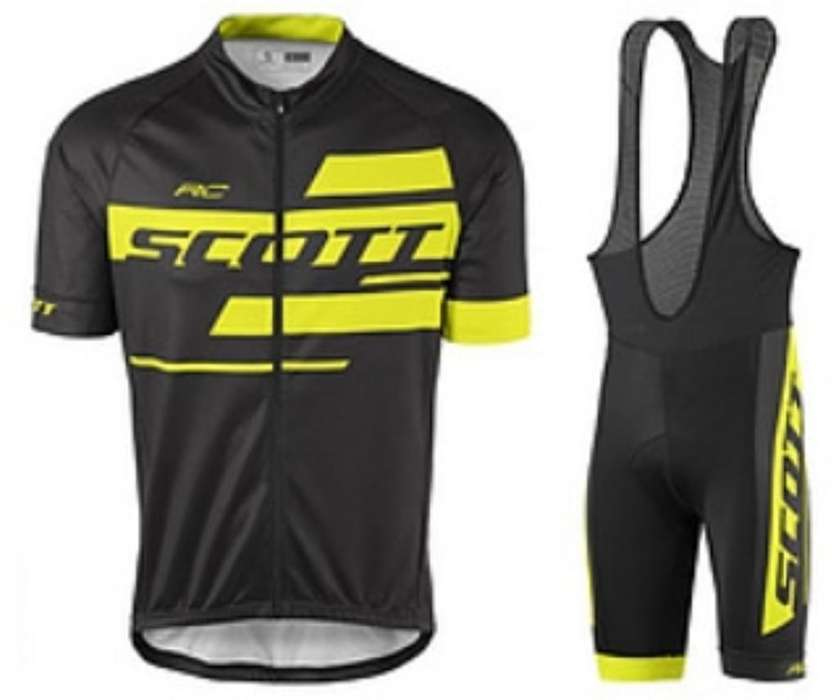 Uniforme Ciclismo Scott Badana en Gel 9d