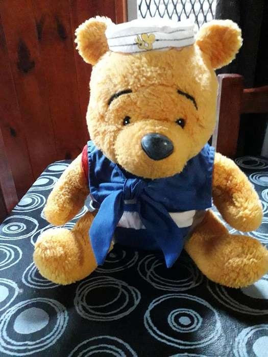 Oso Winnie de Pooh de Peluche