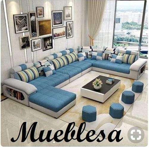 SALAS M0DERNAS 2019...Mueblesa..! QUEVEDO , MANTA Y SANT0 DOMINGO
