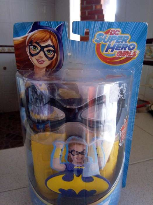 lindo dc super hero girls