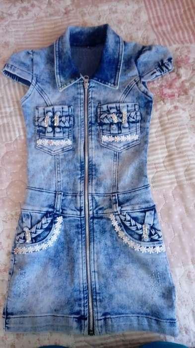 Vestido de Niña Estrech.talla 8
