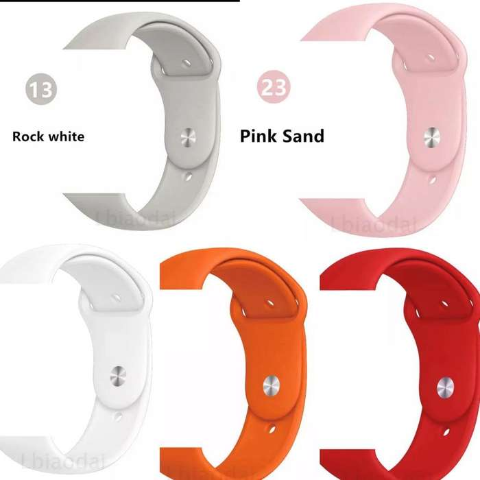 Bandas de Apple Watch