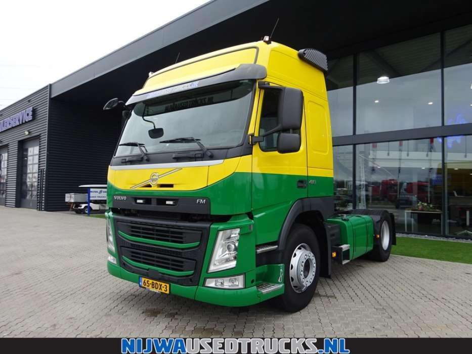 Volvo FM 410 PTO Xenon - To be Imported