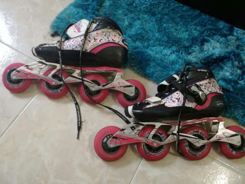 Patines Profesionles Canariam Talla 36