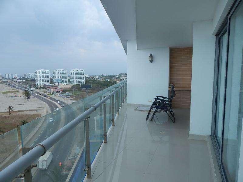 <strong>apartamento</strong> En Arriendo/venta En Cartagena Marbella Cod. ABARE80482