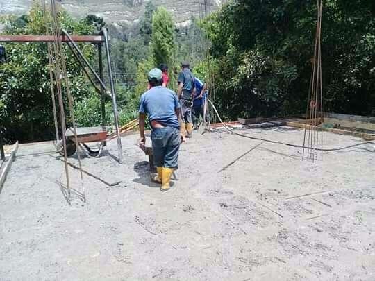 Encofrado concretera ambato 0979082528
