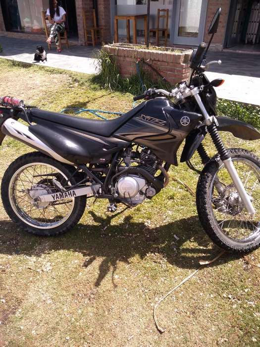 Yamaha Xtz 125 Vendo O Permuto
