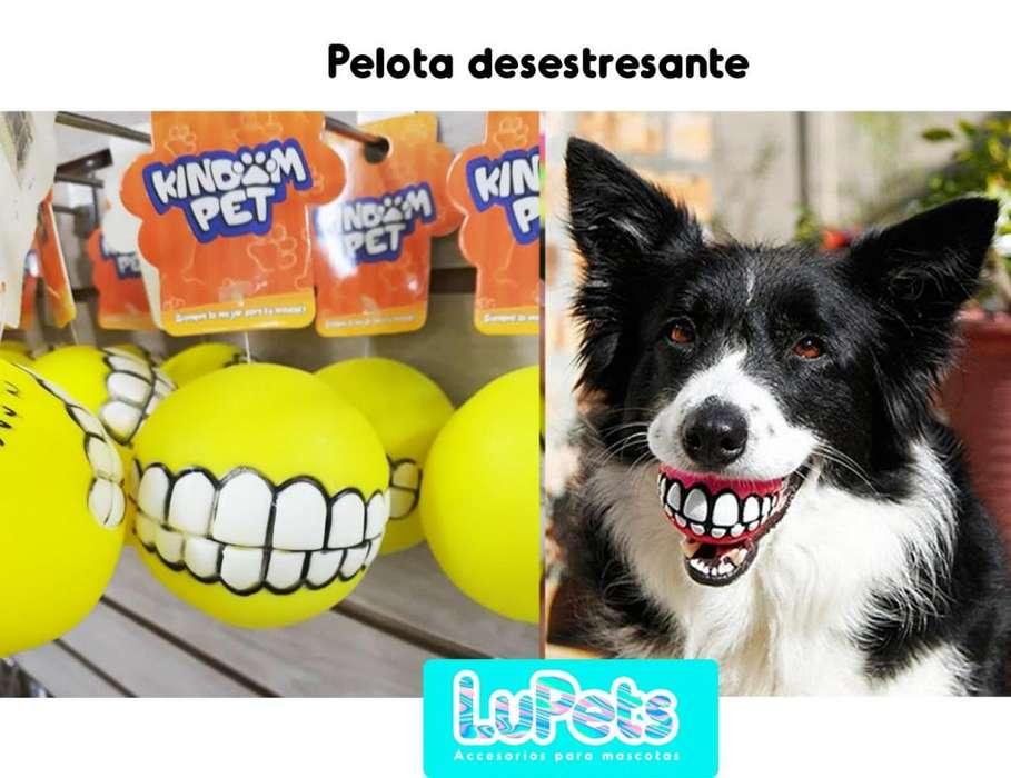 juguete pelota mordedor mascota <strong>perro</strong>
