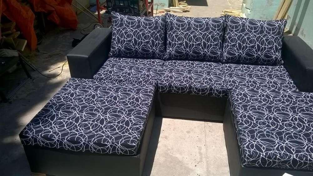 Sofa Esquinero, Somos Fabrica 29000