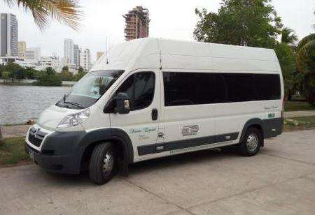 ALQUILER - SERVICIO DE VANS - CAMIONETAS - AUTOMOVILES - BUSES - BUS - VANS