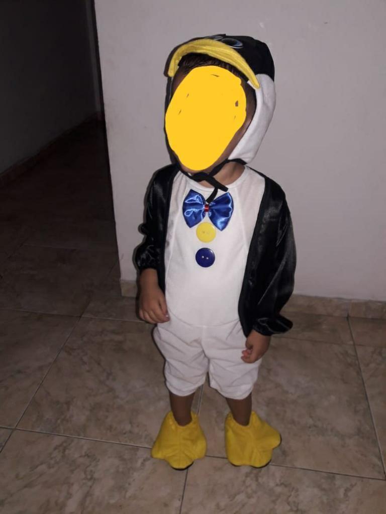 Vendo Disfraz de Pinguino